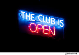 club is open